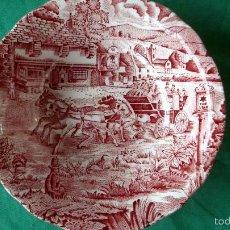 Segunda Mano: TRES PLATOS HONDOS DE PONTESA. Lote 56881034