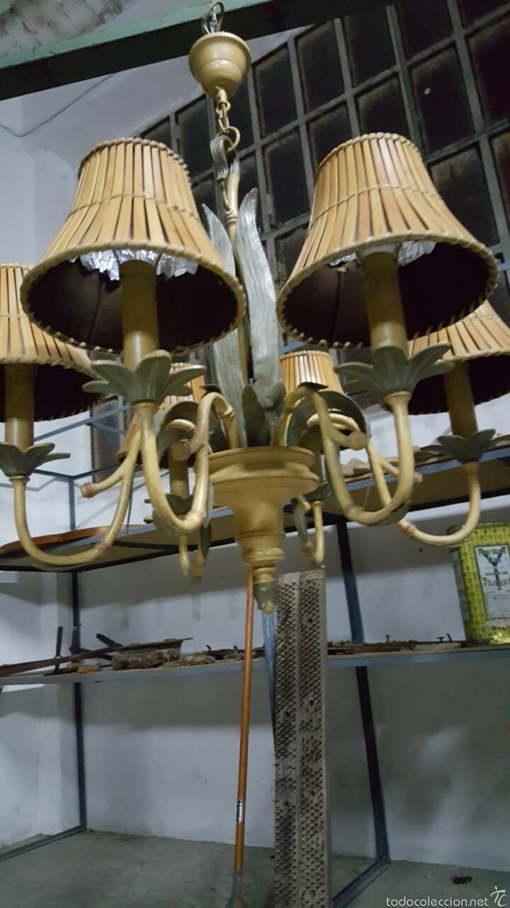 LAMPARA DE TECHO, GRANDE (Segunda Mano - Hogar y decoración)