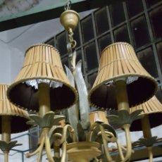 Segunda Mano: LAMPARA DE TECHO, GRANDE. Lote 152775456