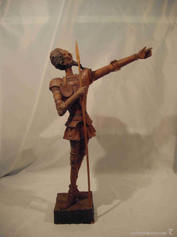 Talla Don Quijote Brazo Comprar Art Culos De Segunda