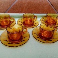 Segunda Mano - 5 tazas y 5 platos Arcoroc - 57313823