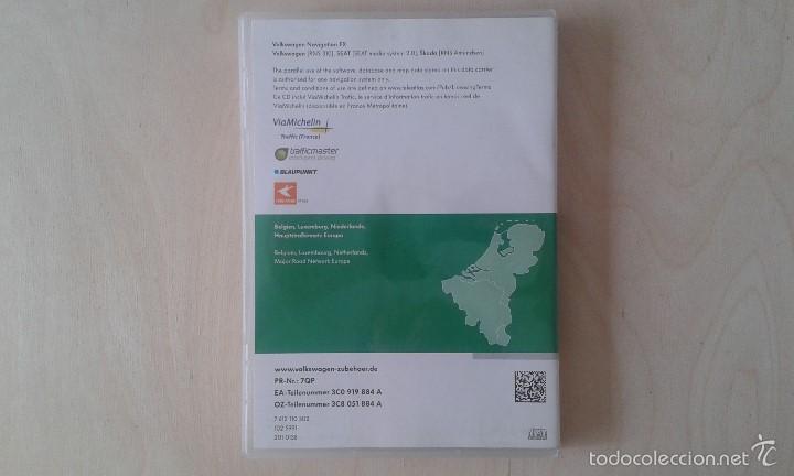 Segunda Mano: CD Volkswagen Navigation FX - BeNeLux (V1) - Bélgica, Luxemburgo, Holanda -- - Foto 3 - 57336971
