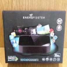 Segunda Mano: MULTIMEDIA CENTER. ENERGY SMART TV BOX / FUNCIONANDO / MUY POCO USO.. Lote 57555256