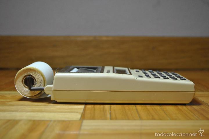 Segunda Mano: Calculadora PANASONIC JE-610P CON IMPRESORA - Foto 5 - 57681438