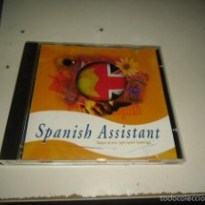 Segunda Mano: PC CD-ROM SPANISH ASSISTANT TRADUCTOR . Lote 57926077