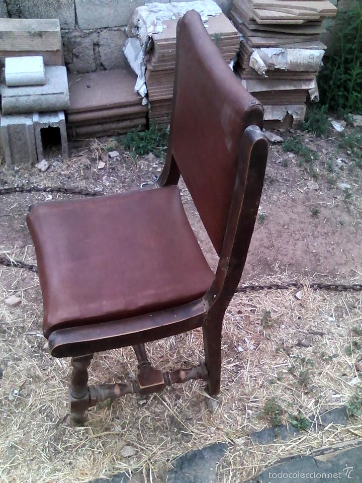 Segunda Mano: silla sencilla - Foto 3 - 58210204