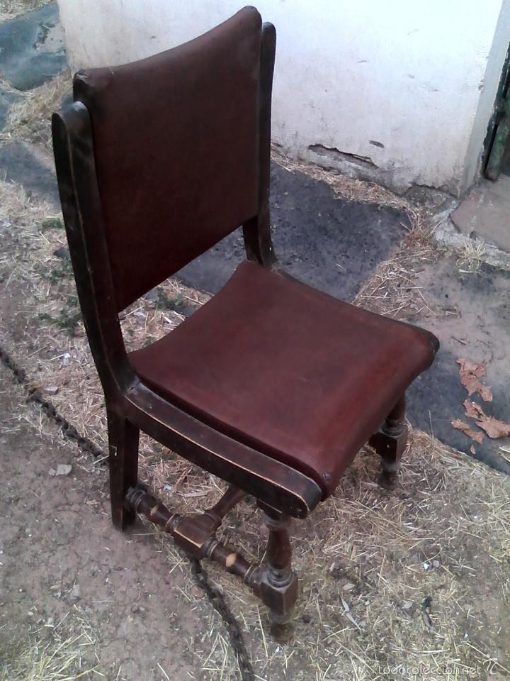 Segunda Mano: silla sencilla - Foto 4 - 58210204