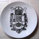 Segunda Mano: PLATO CERÁMICA MONASTERIO DE S. PEDRO DE CARDEÑA-. Lote 58216848