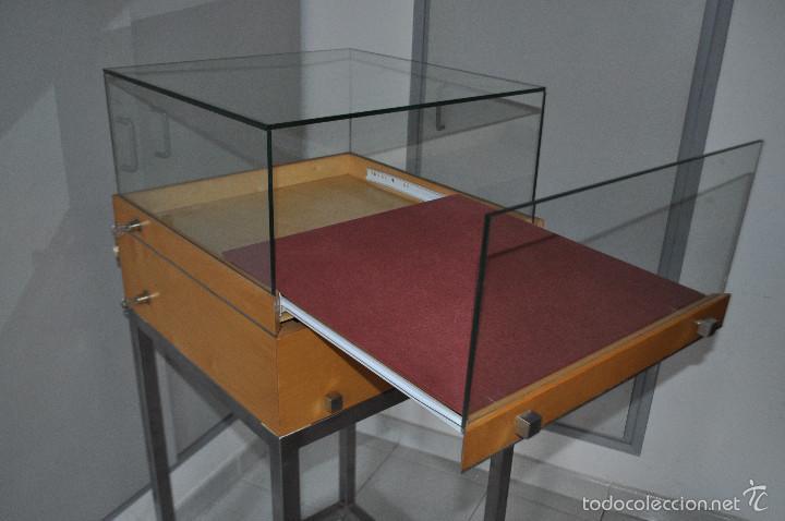 2 vitrinas para exposicion para joyeria bisut comprar - Vitrinas de cristal de segunda mano ...