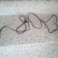 Segunda Mano: CABLE ALIMENTACION CORRIENTE ELECTRICA PARA RADIOCASETE --REFALYAEMEX10CAALF. Lote 58283948