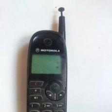 Segunda Mano: TELEFONO MOVIL ANNTIGUO MOTOROLA AIRTEL DE FINALES AÑOS 90 -REFALYAEMEX11CAALFYBAPIPLA. Lote 58353515