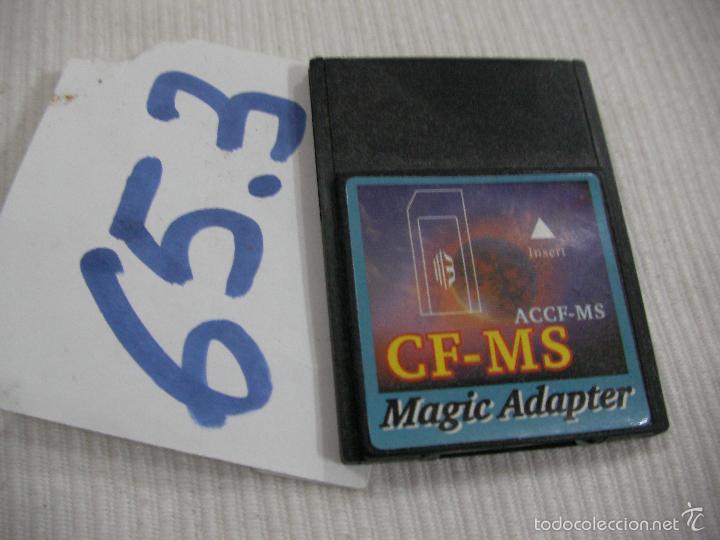 MAGIC ADAPTER CF-MS - ENVIO INCLUIDO A ESPAÑA (Segunda Mano - Artículos de electrónica)