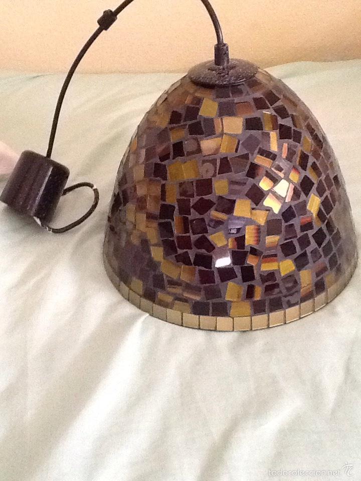 LAMPARA DE TECHO TIFFANYS (Segunda Mano - Hogar y decoración)