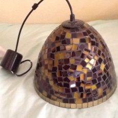 Segunda Mano: LAMPARA DE TECHO TIFFANYS. Lote 58487910