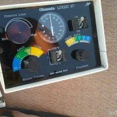 Segunda Mano: OHMEDA LOGIC 07. Lote 58501302