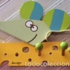 Segunda Mano: PERCHA INFANTIL DE DISEÑO, DE TAF STUDIO POR ALAIN CROZON. Lote 58586132