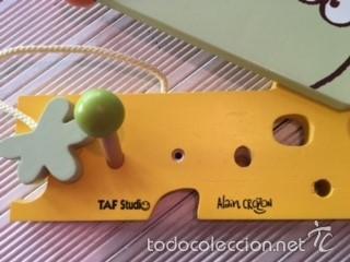 Segunda Mano: percha infantil de diseño, de Taf Studio por Alain Crozon - Foto 2 - 58586132