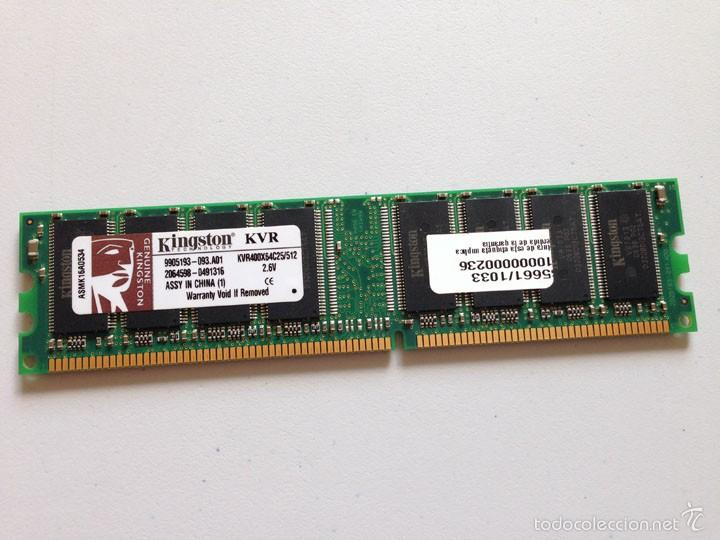 Kingston RAM  512 MB