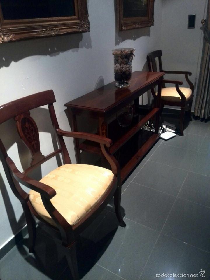 lote de mueble comedor completo y acumuladores - Comprar artículos ...