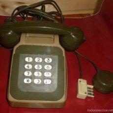 Segunda Mano: TELÉFONO FRANCÉS VERDE - AÑOS 80. Lote 61308603