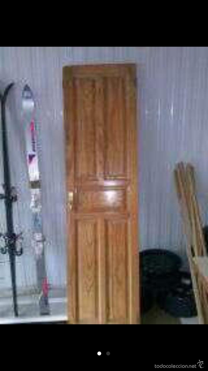 Puertas madera comprar art culos de segunda mano de - Decoracion de segunda mano ...