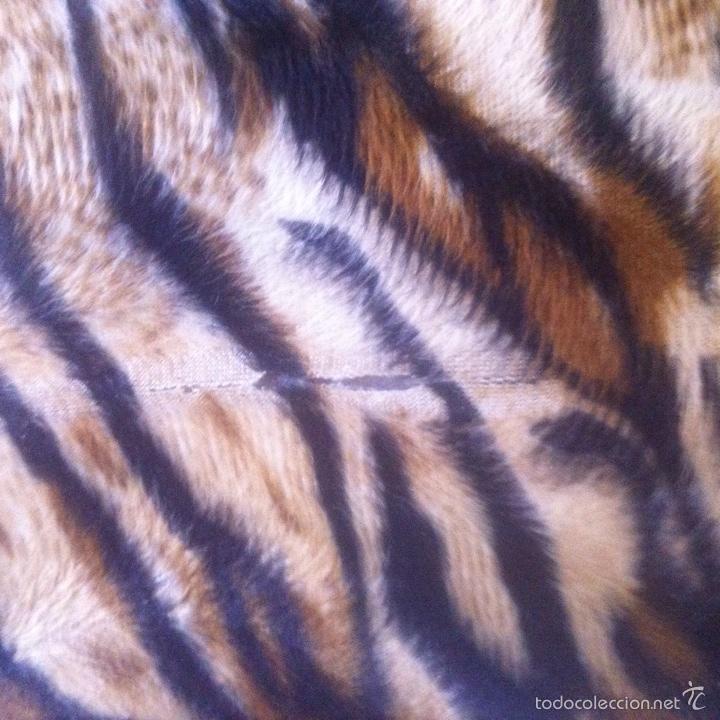Segunda Mano: Fundas cojines pulipiel e imitación a piel de tigre - Foto 5 - 62403199