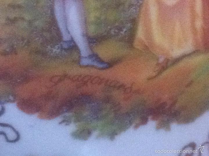 Segunda Mano: 2 jarrones Con dibujo pintado a mano - Foto 10 - 62457887