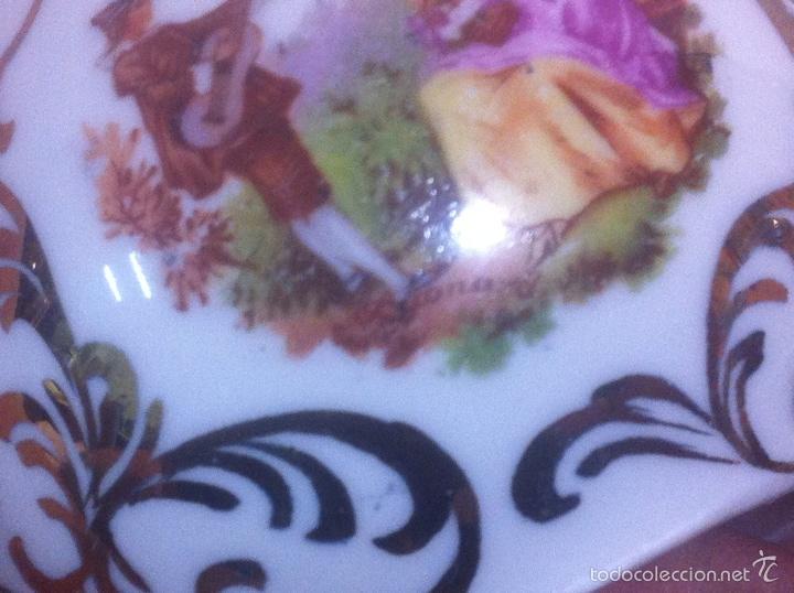 Segunda Mano: 2 jarrones Con dibujo pintado a mano - Foto 11 - 62457887