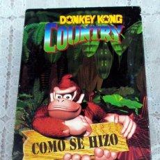 Segunda Mano: ((ANIMACIÓN-VHS)) DONKEY KONG COUNTRY DE NINTENDO - 1994 MUY RARO, DIFÍCIL DE ENCONTRAR. Lote 62549588