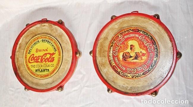 Segunda Mano: CARTELES REDONDOS COCA COLA - Foto 2 - 62726232