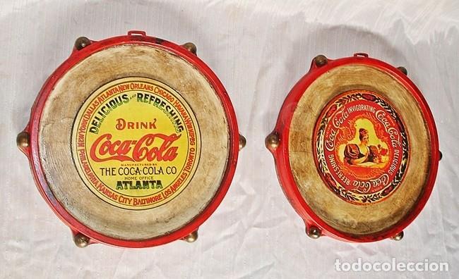 Segunda Mano: CARTELES REDONDOS COCA COLA - Foto 3 - 62726232