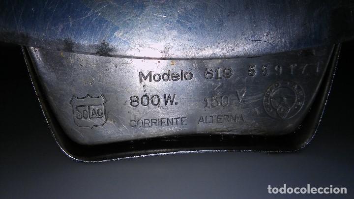 Segunda Mano: Planchas Solac de baquelita - Foto 5 - 63148864