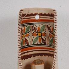 Segunda Mano: VIEJA PALMATORIA, TÉCNICA MATE, DE SANGUINO (TOLEDO). Lote 63163404