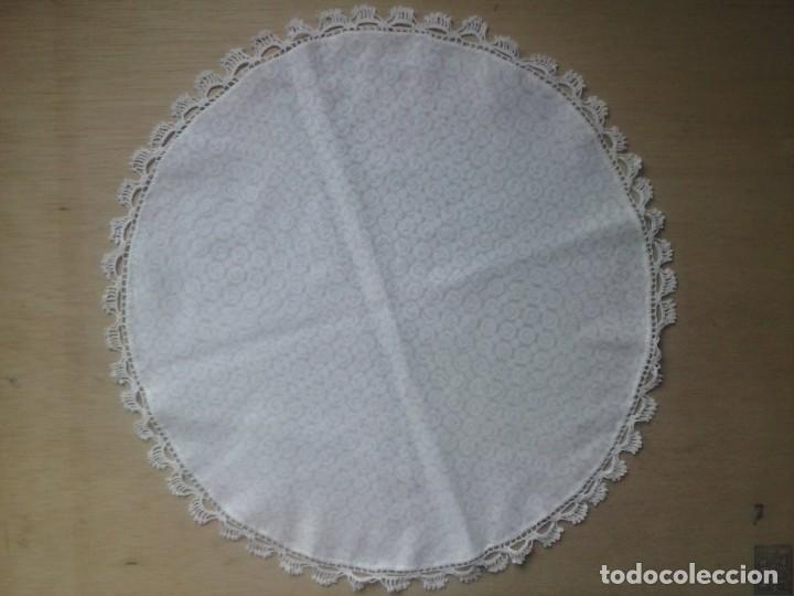 TAPETE - PAÑO PAN. (Segunda Mano - Hogar y decoración)