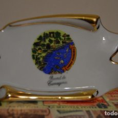 Segunda Mano: SOUVENIR CERÁMICO DE TARRAGONA - COSTA DORADA -. Lote 64804131
