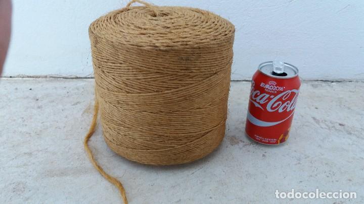Rollo bobina de fibra natural cuerda pita sisal comprar for Cuerda de pita
