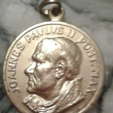 Segunda Mano: MEDALLA JUAN PABLO II REALIZADA POR A.CONSONNI. Lote 68867105