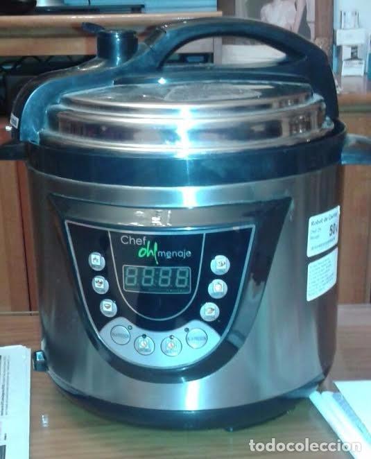 Robot de cocina comprar en todocoleccion 70169537 for Compro cocina de segunda mano