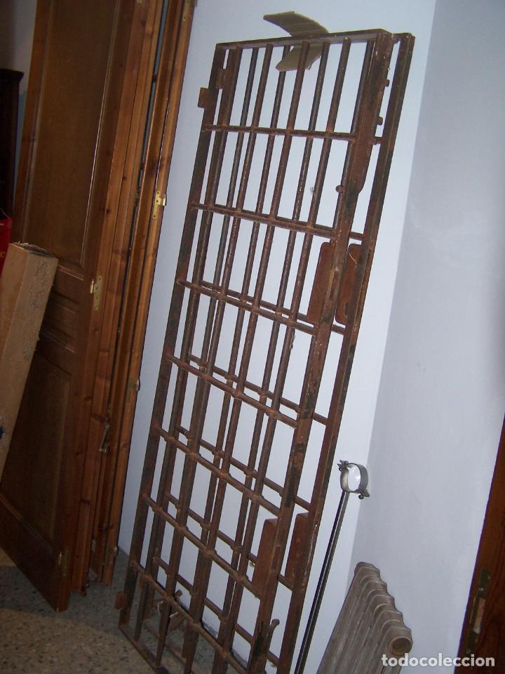 puerta rejas de entrada casa comprar en todocoleccion