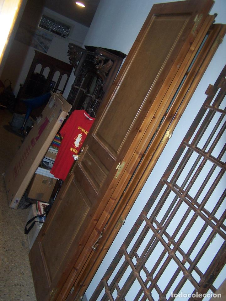 Puertas de segunda mano de madera elegant puertas comedor - Puertas interior segunda mano ...