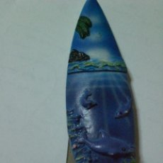 Segunda Mano: MINIATURA TABLA DE SURF. Lote 71706299
