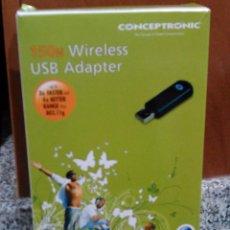 Segunda Mano: ANTENA PARA CONECTARSE A WIFI A TRAVÉS DE UN PUERTO USB2. Lote 71827023