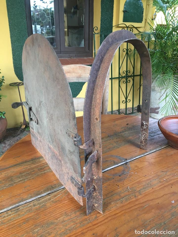 Puertas exterior segunda mano puertas de casa exterior for Puerta hierro segunda mano