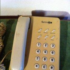 Segunda Mano: OFERTON BONITO TELEFONO DE LOS PRIMEROS CON TECLAS (AÑOS 90). Lote 72313555