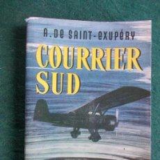 Segunda Mano: A.DE SAINT-EXUPERY EN FRANCÉS COURRIER SUD. Lote 74355299