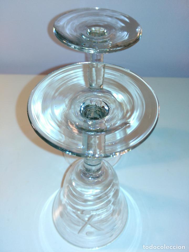 Segunda Mano: Dos bonitas copas labradas - Foto 3 - 75011439