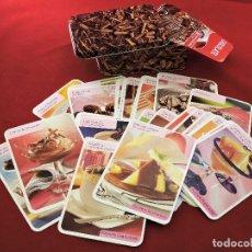 Segunda Mano: 50 RECETAS DE CHOCOLATE. Lote 75536479
