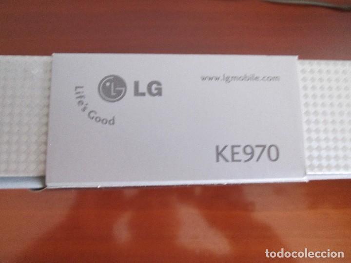 Segunda Mano: mobil lg modelo ke970 vean fotografias y descripcion - Foto 8 - 75584175