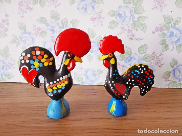 Gallos ceramica figuras decoracion casa mu ec comprar - Ceramica decoracion ...