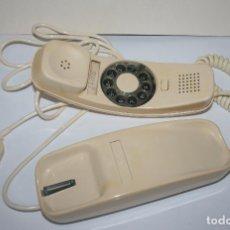 Segunda Mano: TELEFONO DE GONDOLA COLOR MARFIL VINTAGE ANTIGUO AÑOS 80. Lote 78451917